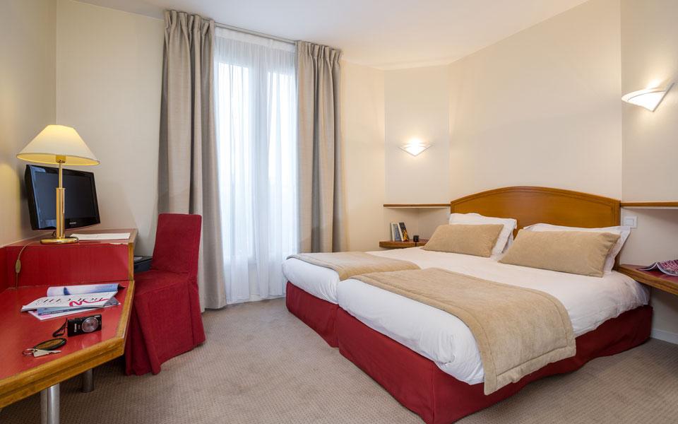Hotel Maillot Paris