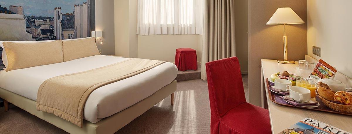 Hotel fertel maillot paris site officiel palais des for Hotel porte maillot